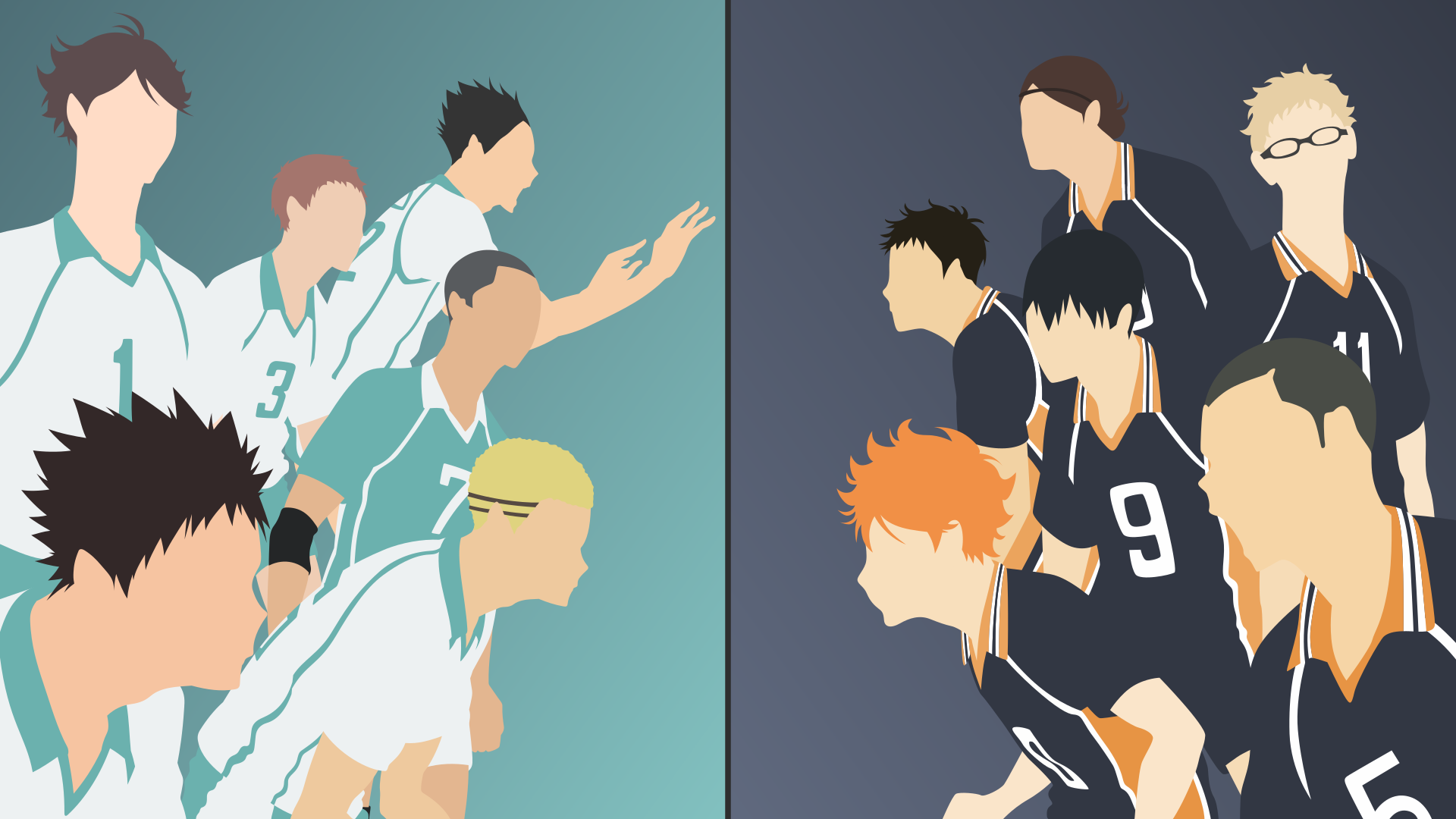 Haikyuu Hd Wallpaper For Laptop Anime Wallpaper Hd