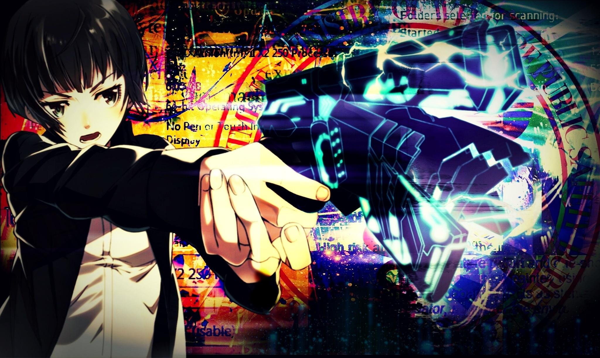 Psycho-Pass wallpapers for android