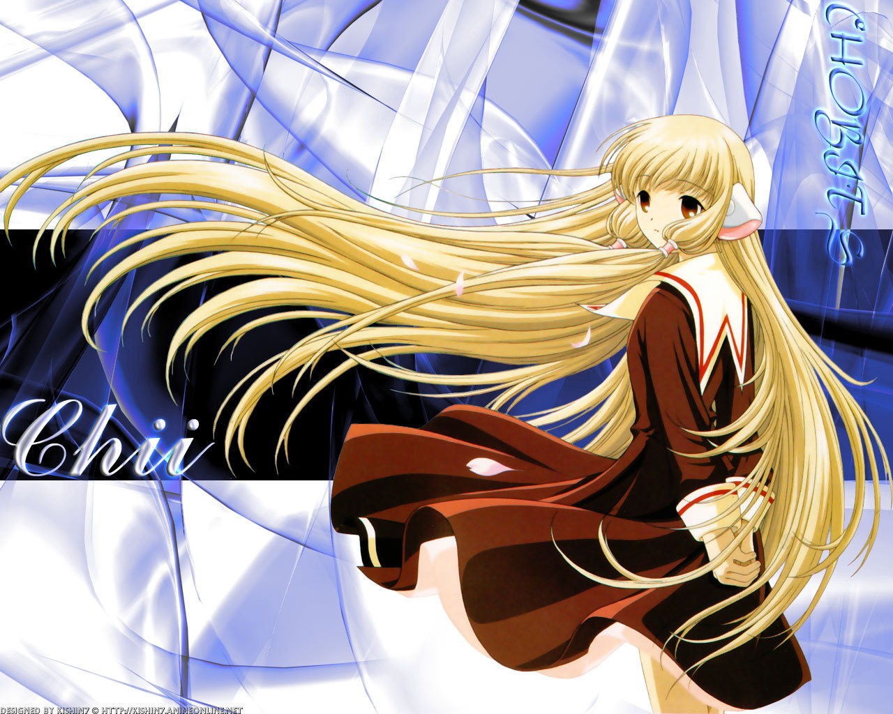 Chobits images Chobits Chii HD wallpaper and background photos ...