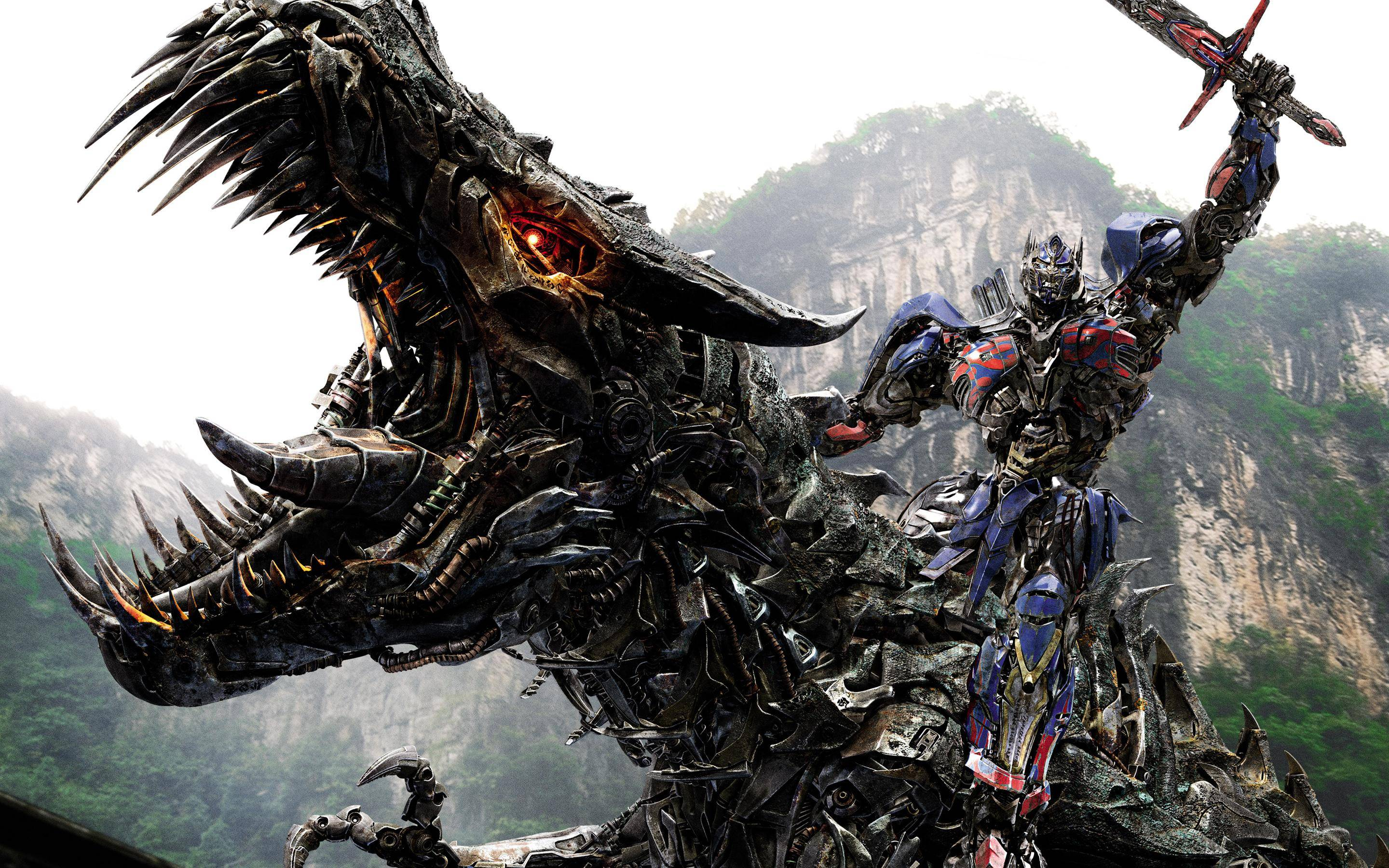 HD Transformers Age of Extinction Optimus Prime Wallpaper