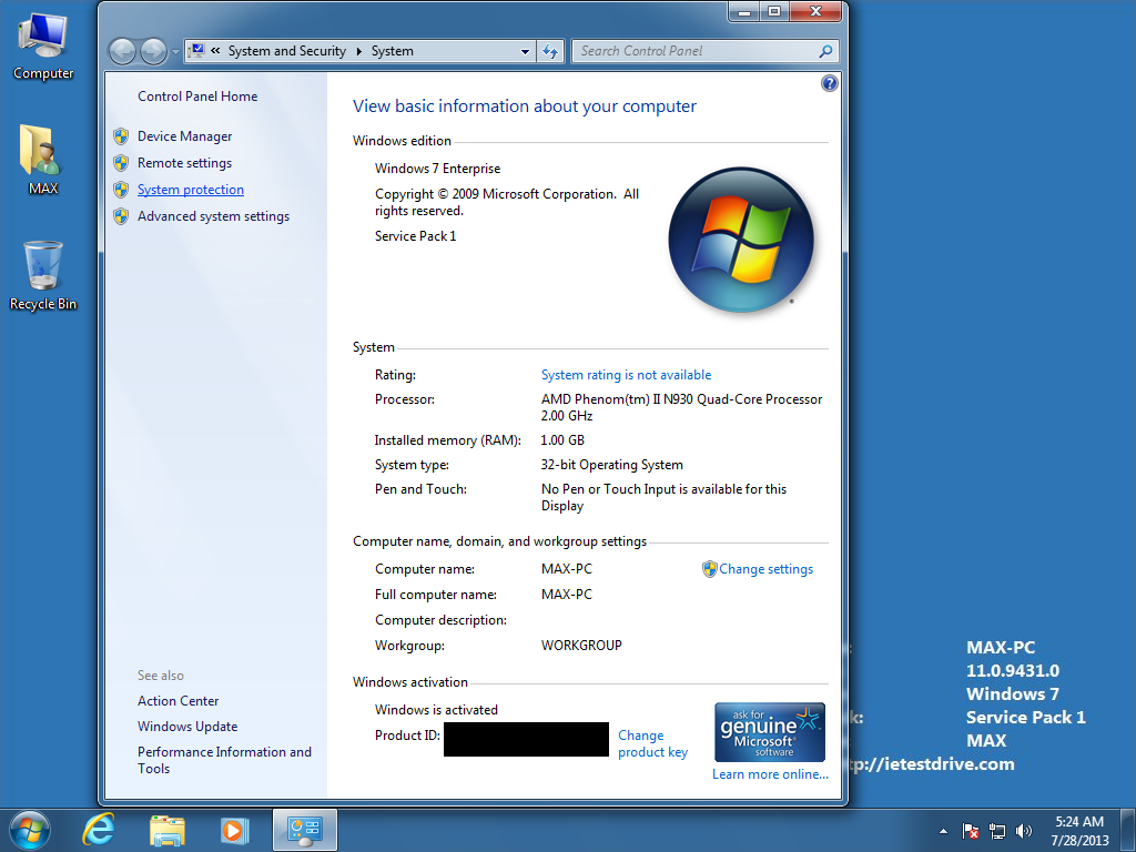 View topic - [Free-RELEASE] Internet Explorer 11 DP for Windows 7 SP1 ...
