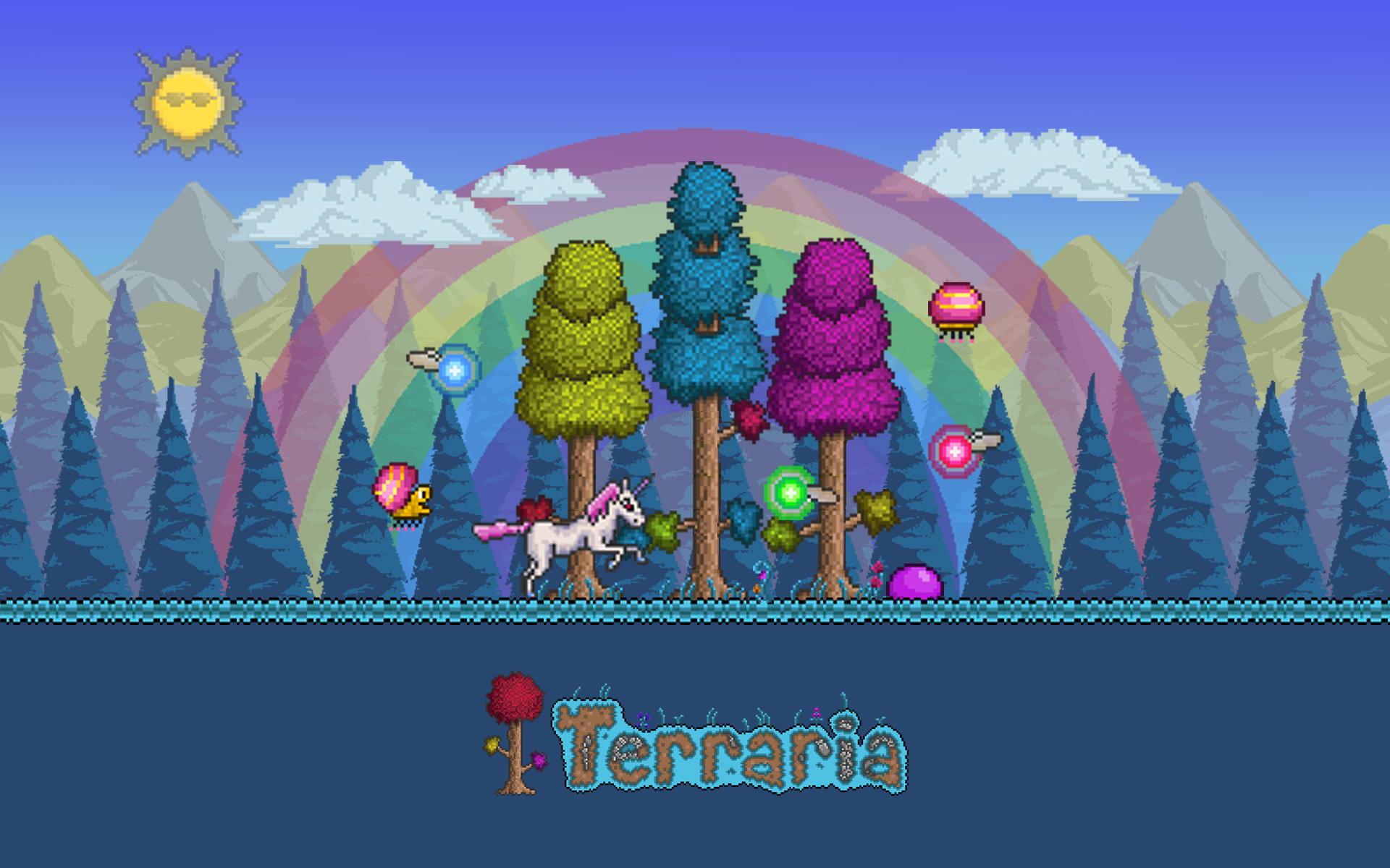 Terraria Wallpapers HD widescreen