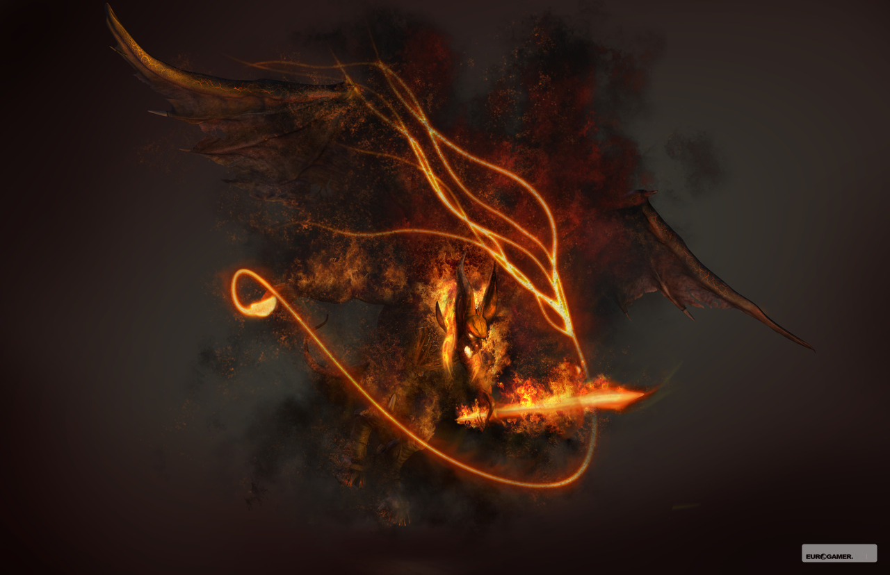 ... Online: Mines of Moria video game wallpapers • Wallpaper 62 of 229
