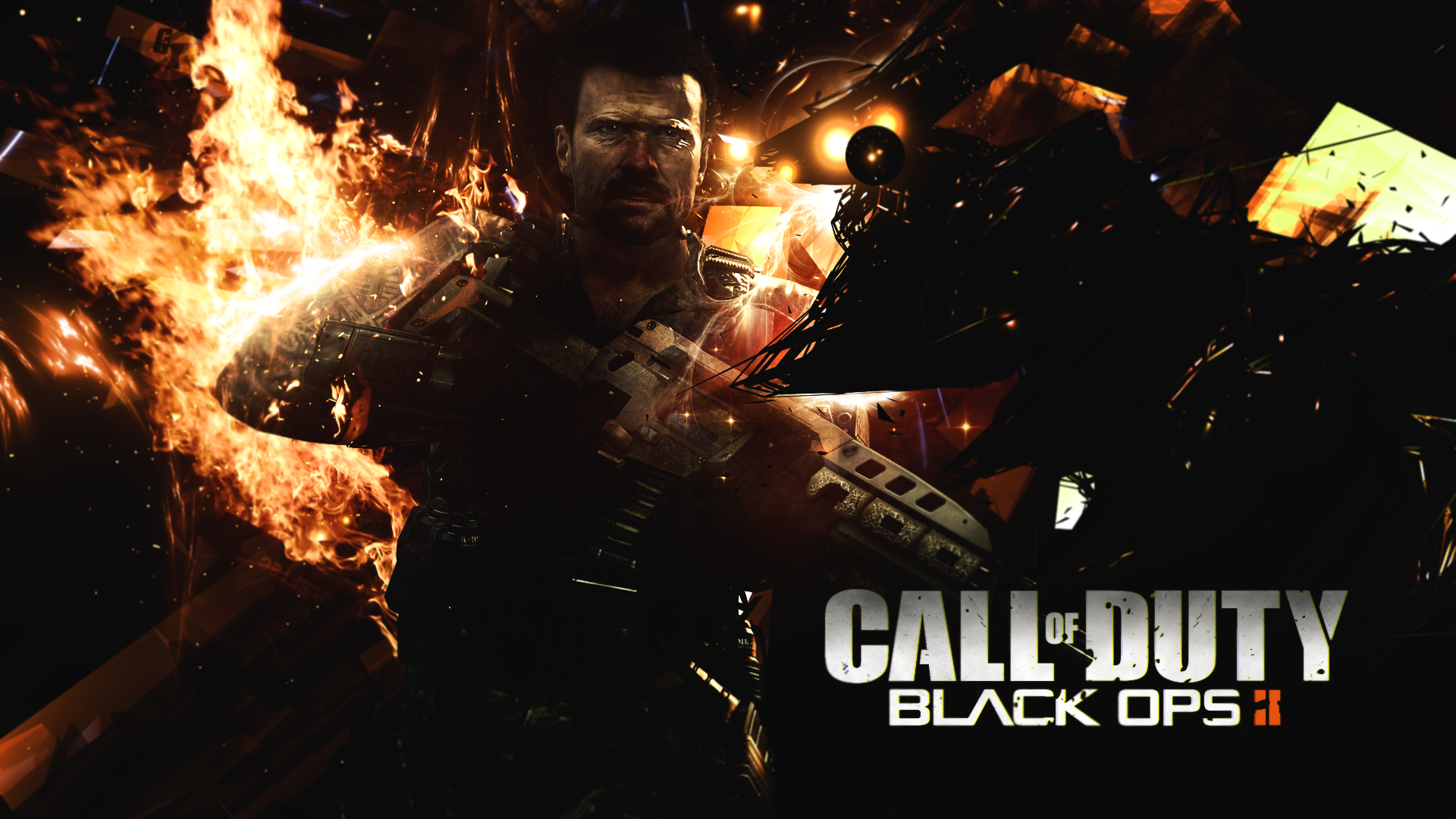 HD Black Ops 2 Backgrounds | PixelsTalk.Net