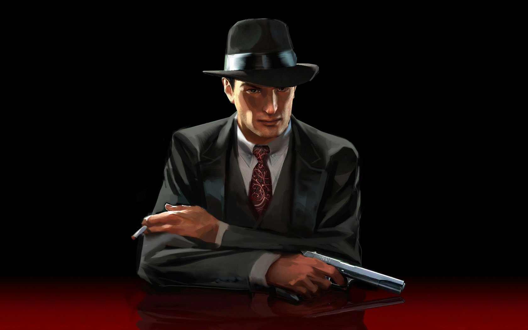 Mafia (Video Game) HD Wallpapers | Backgrounds - Wallpaper Abyss