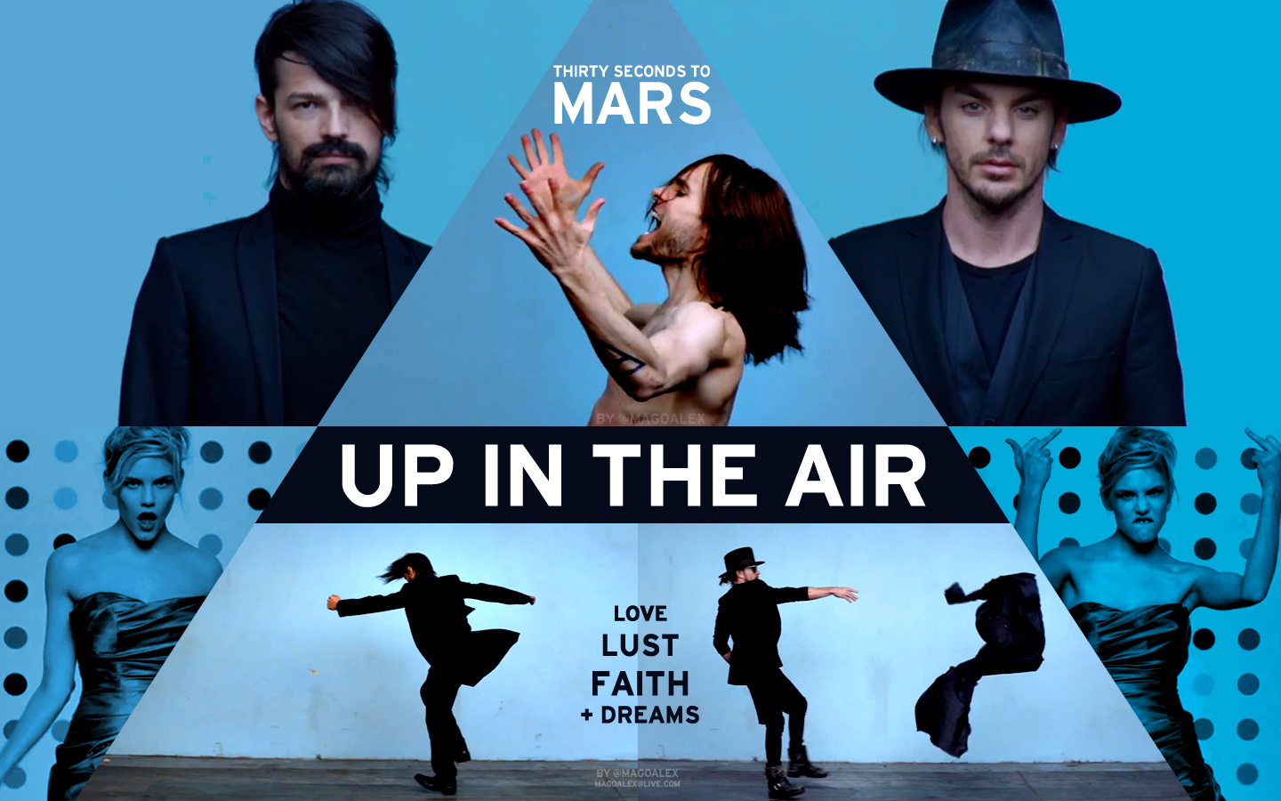 Up In The Air 30 Seconds To Mars 30 seconds to mars - up in the