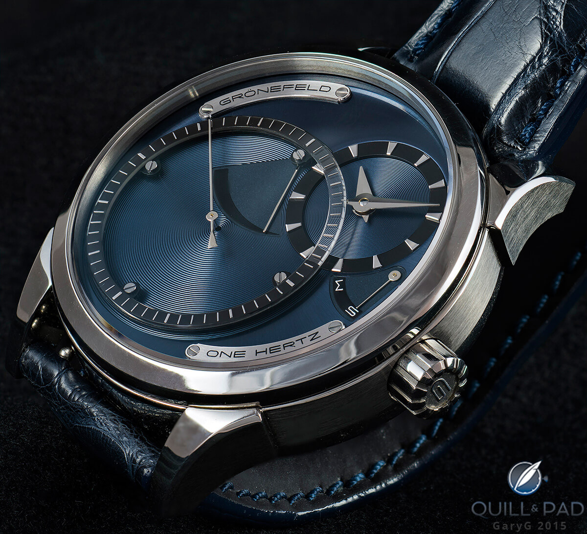 Grönefeld One Hertz – A Collector's Journey | Quill & Pad