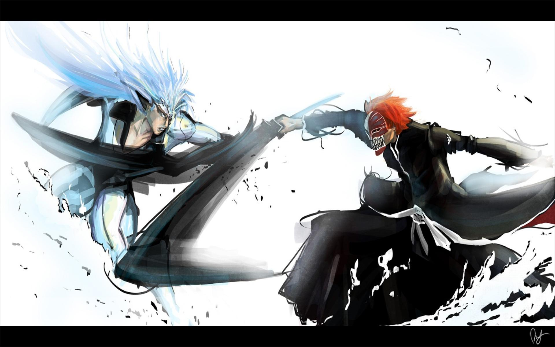 Grimmjow Wallpapers - Wallpaper Cave