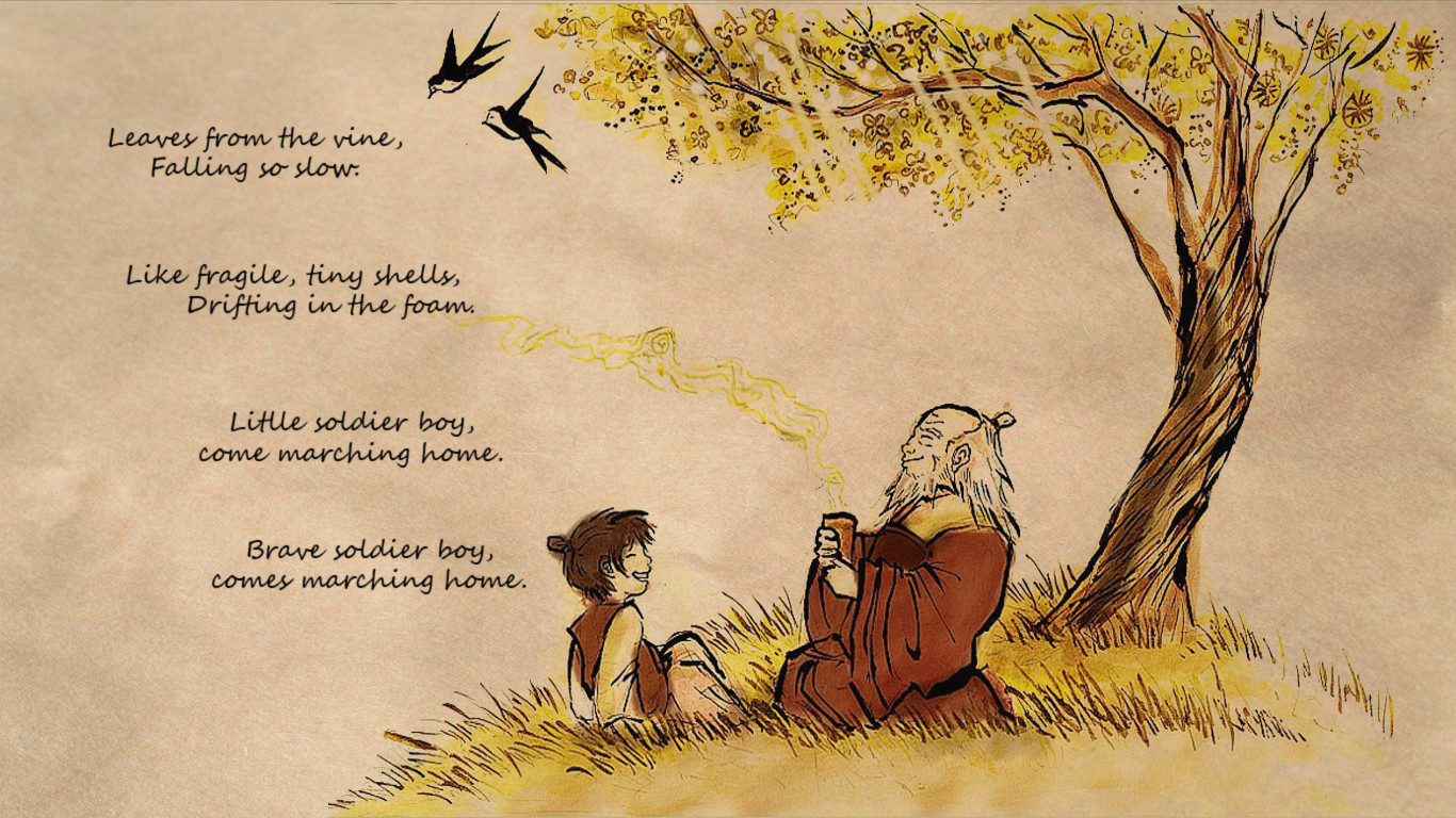 Uncle Iroh : wallpapers