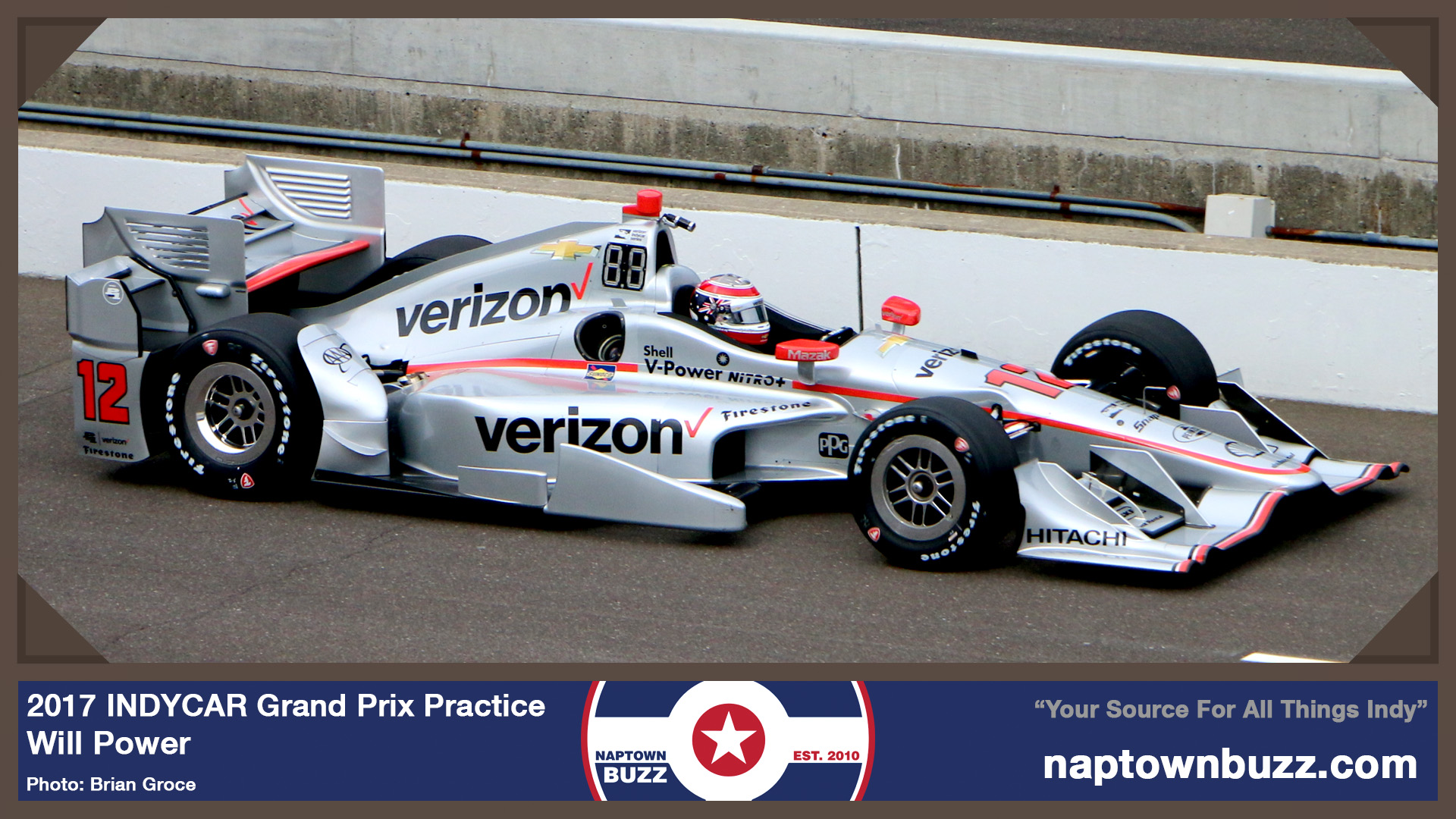 2017 INDYCAR Grand Prix RACE DAY Schedule for Saturday, May 13th ...