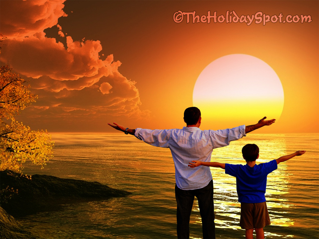 Father's day wallpapers. Download or send free backgrounds for the day