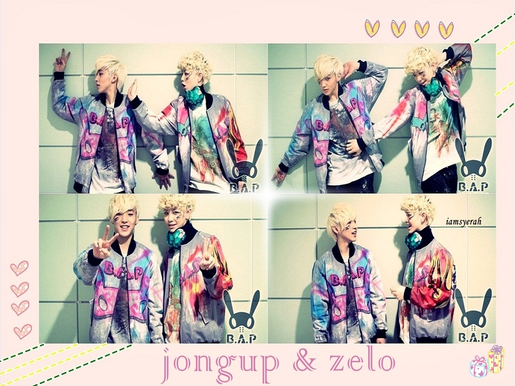 ... and Zelo! º ☆.¸¸.•´¯`♥ - Zelo Wallpaper (36099302) - Fanpop