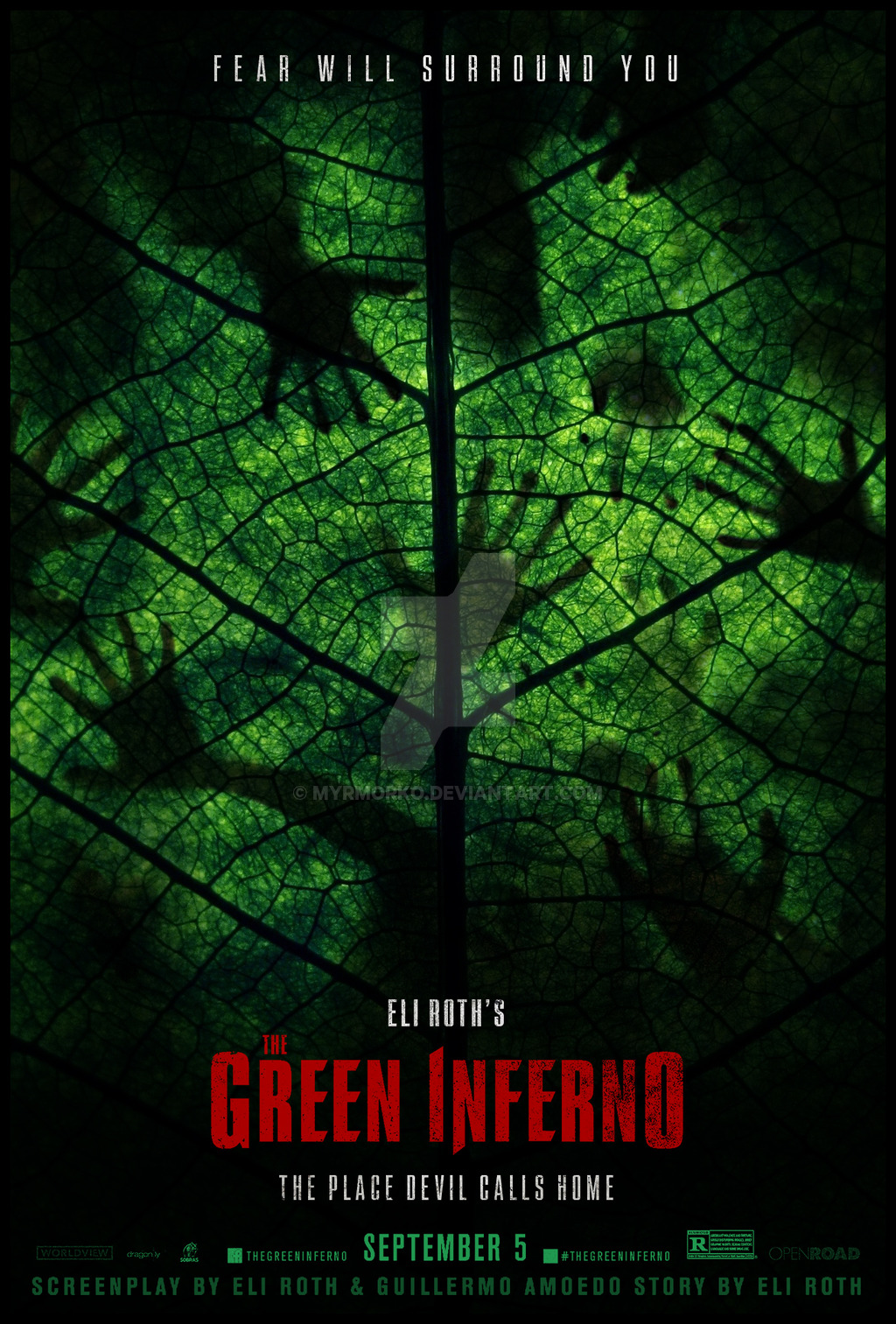 the green inferno movie download