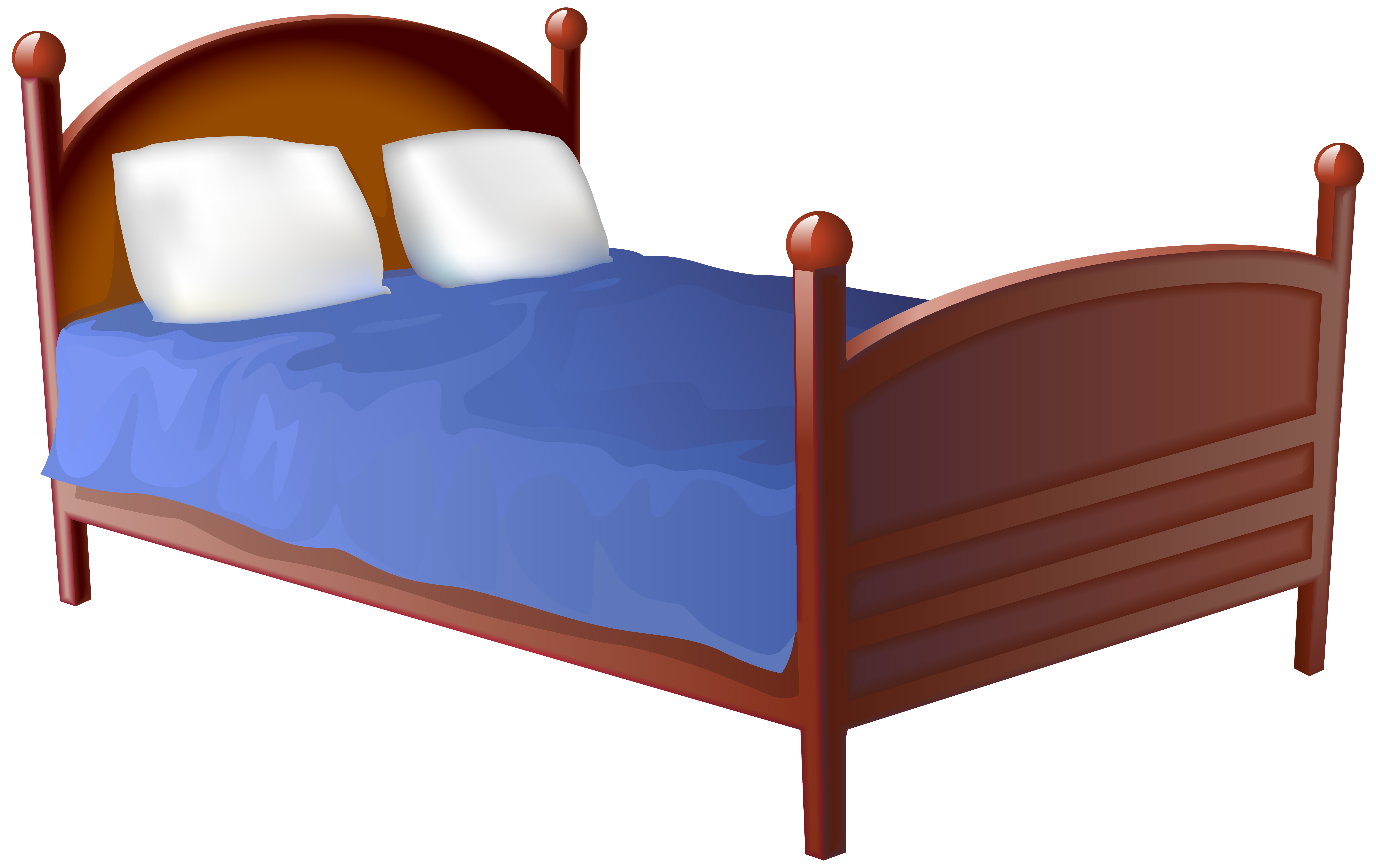 This png image - Bed Transparent PNG Clip Art Image, is available for ...