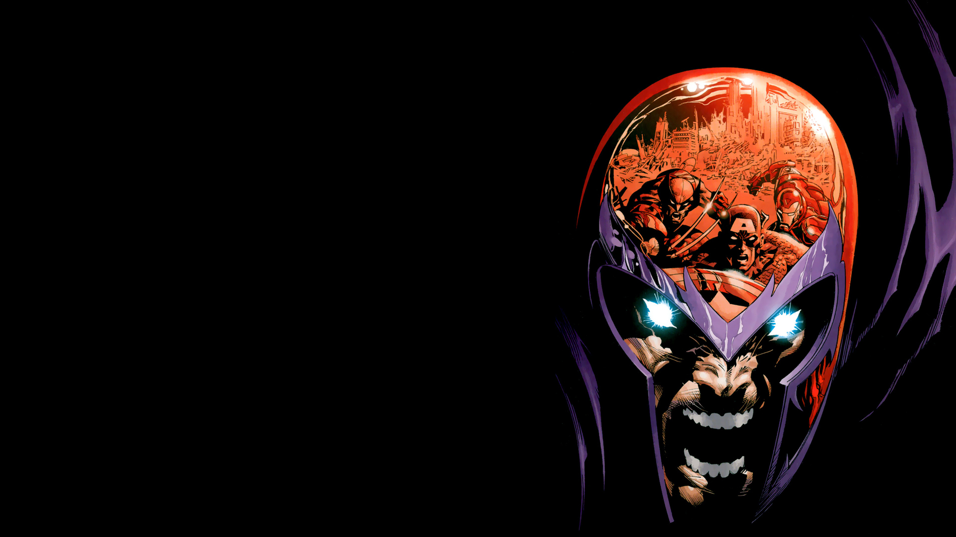 Magneto-X-Men Computer Wallpapers, Desktop Backgrounds | 1920x1080 ...