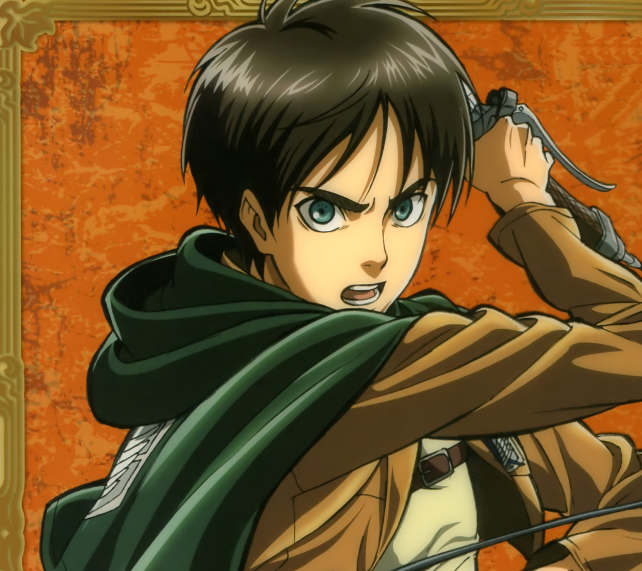 Best 47 Eren Jaeger Wallpaper On Hipwallpaper Eren Crying Wallpaper Eren Wallpaper And Eren And Mikasa Wallpaper