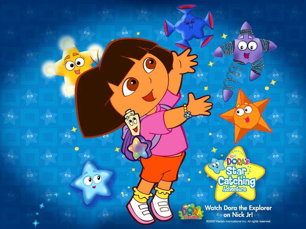 Dora only want what most children want. Dora the explorer wallpapers ...