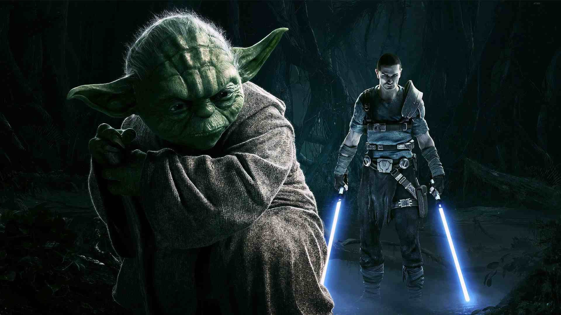 Star Wars: The Force Unleashed, Yoda, Starkiller Wallpaper HD