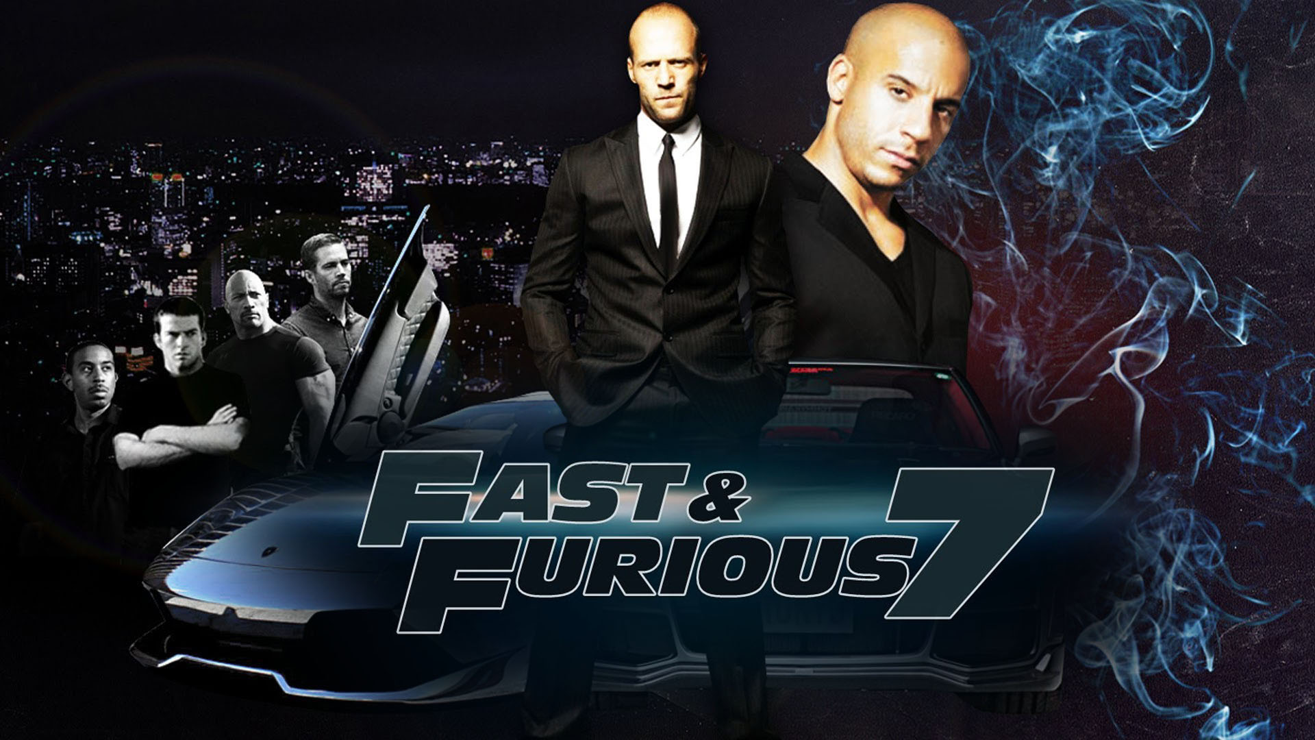 ... Fast And Furious 7 Cars Wallpapers Fast And Furious 7 Cars Wallpapers
