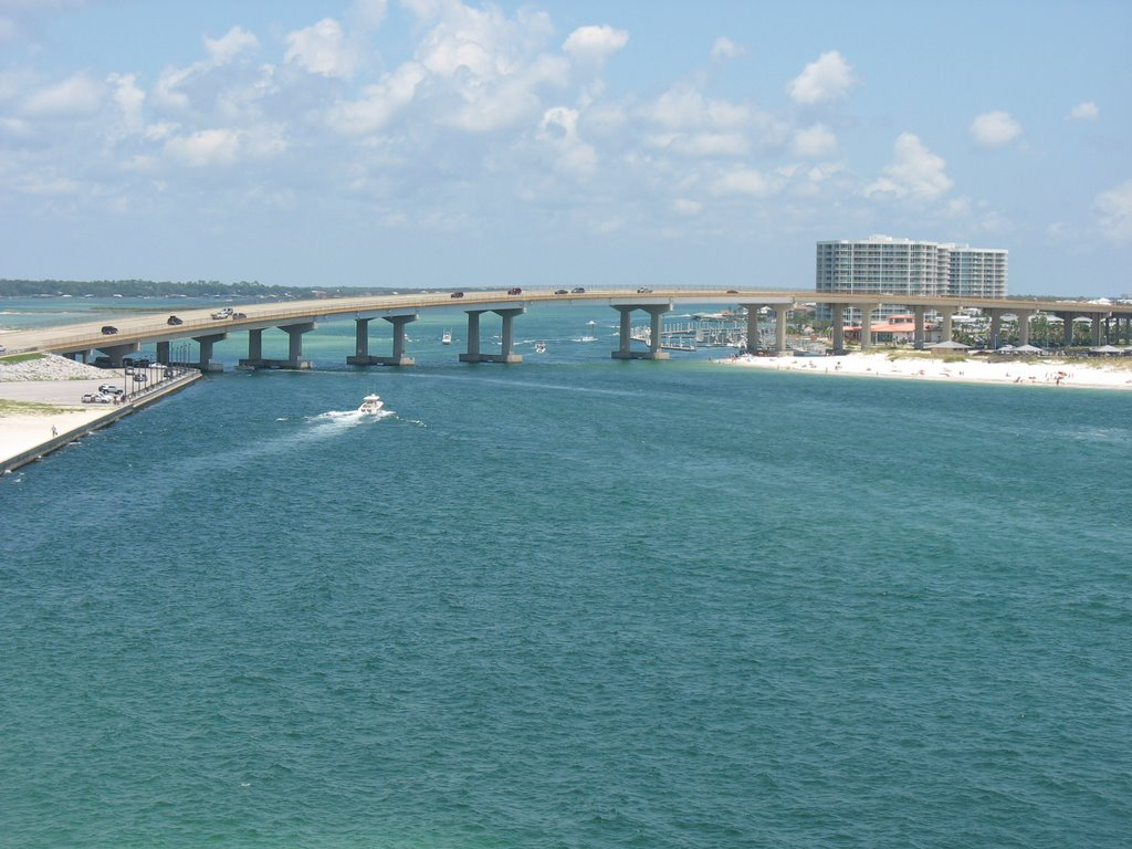 Panoramio - Photo of Perdido Pass, Orange Beach, Alabama