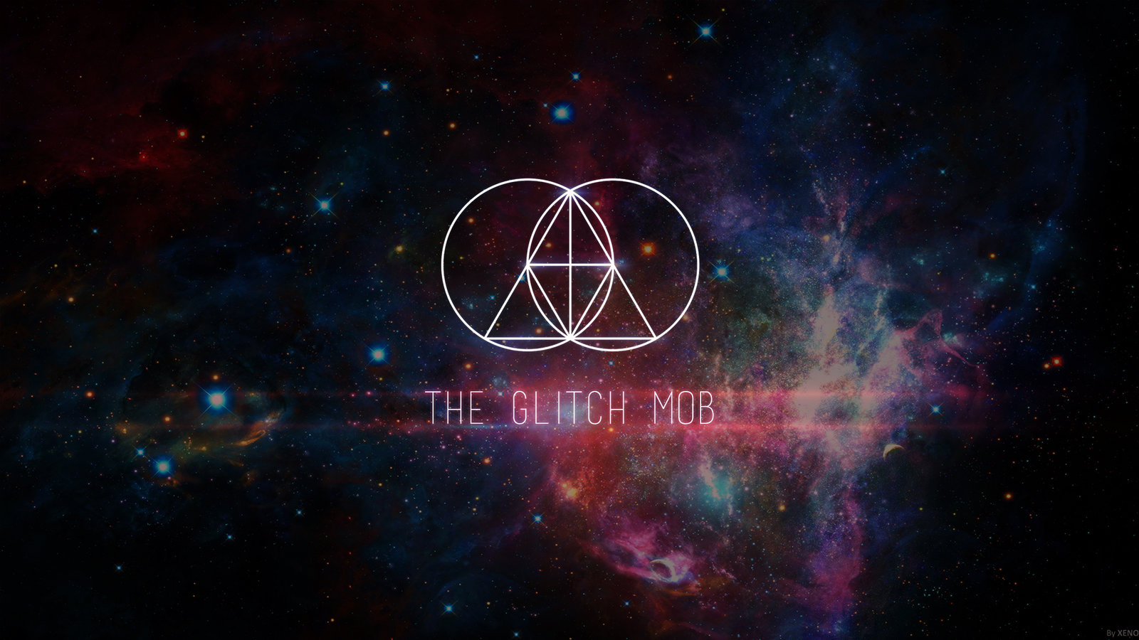 The Glitch Mob Wallpaper by XenoGraphicDesigner on DeviantArt
