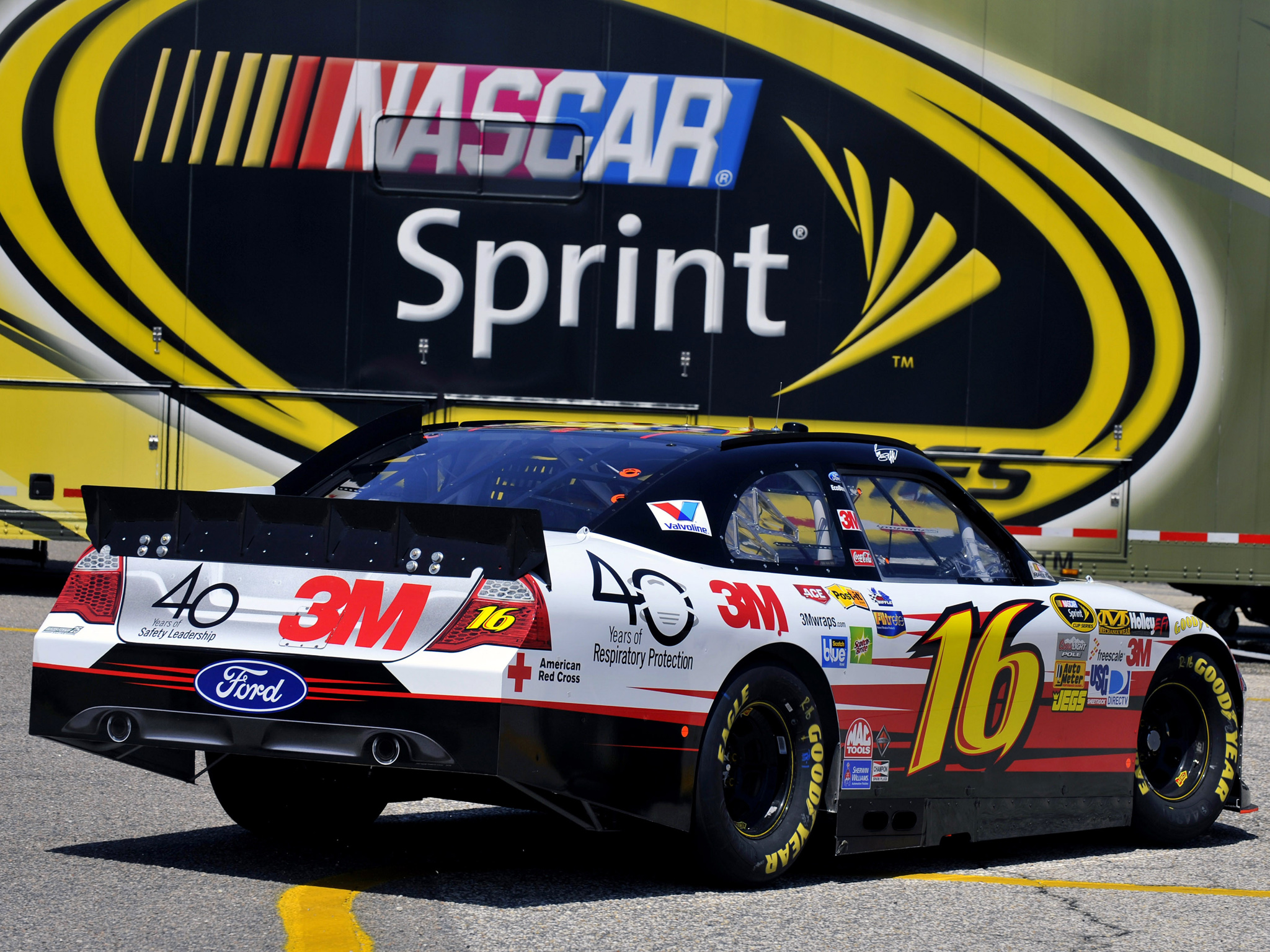 NASCAR Sprint Cup Series Race Car '2009–12 Computer Wallpapers ...