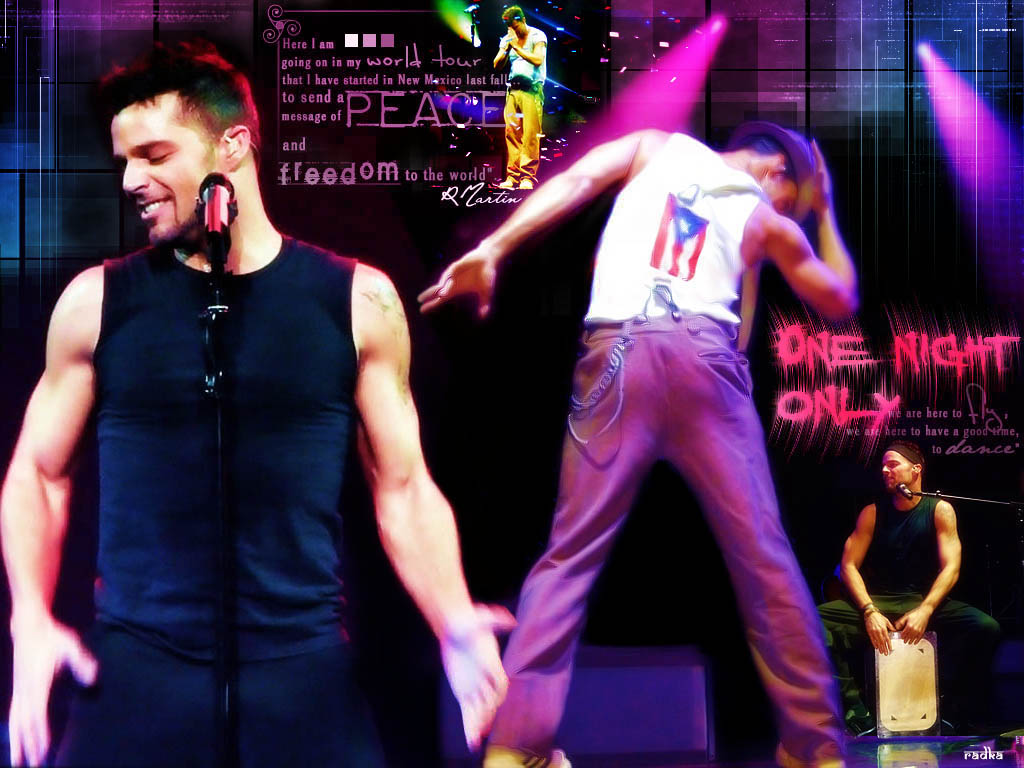 Ricky martin Wallpapers. Photos, images, Ricky martin pictures (16149)