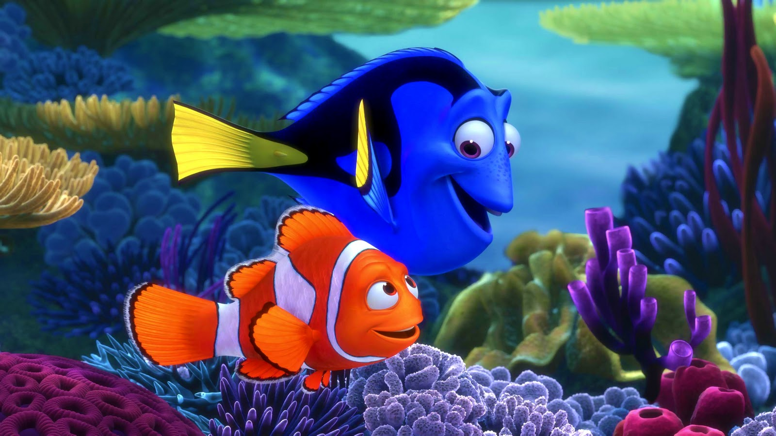 Finding Nemo 3D Movie Poster HD Wallpapers | Desktop Wallpapers