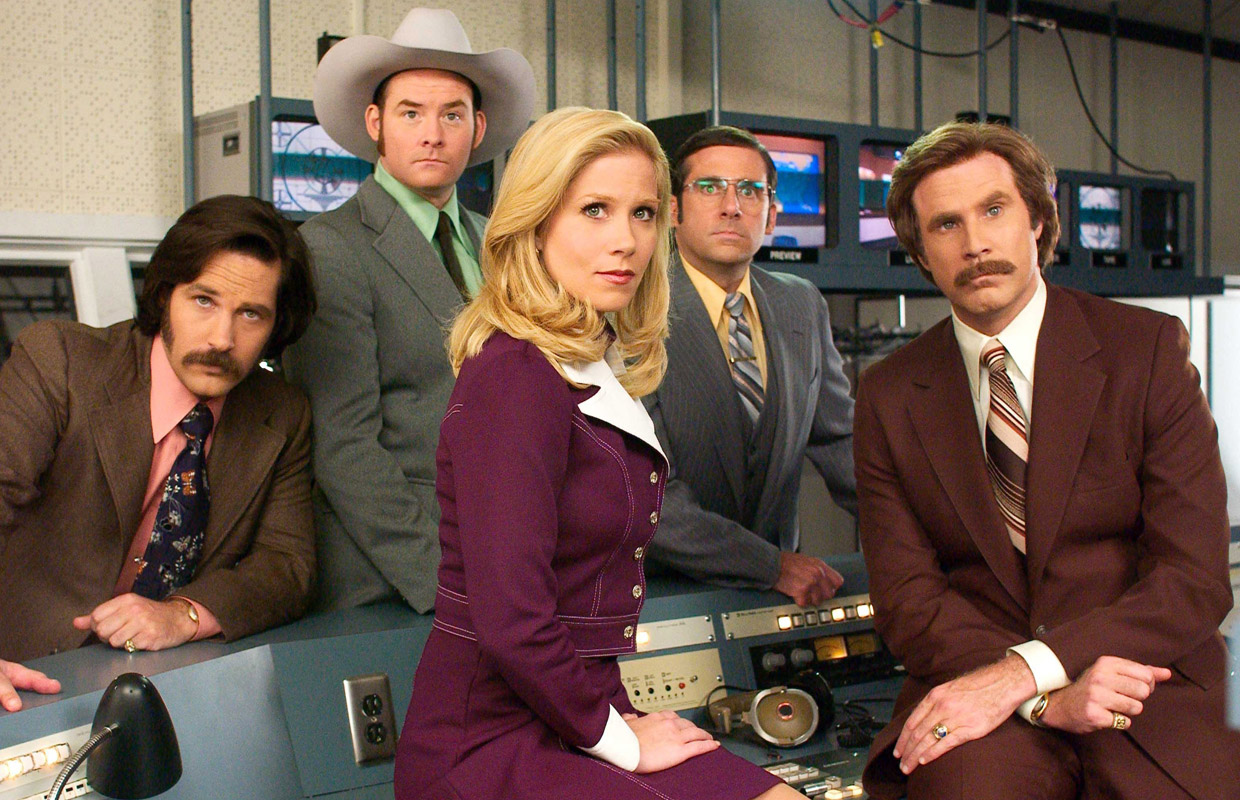 File Name: #967904 Anchorman High Quality Wallpaper #967904