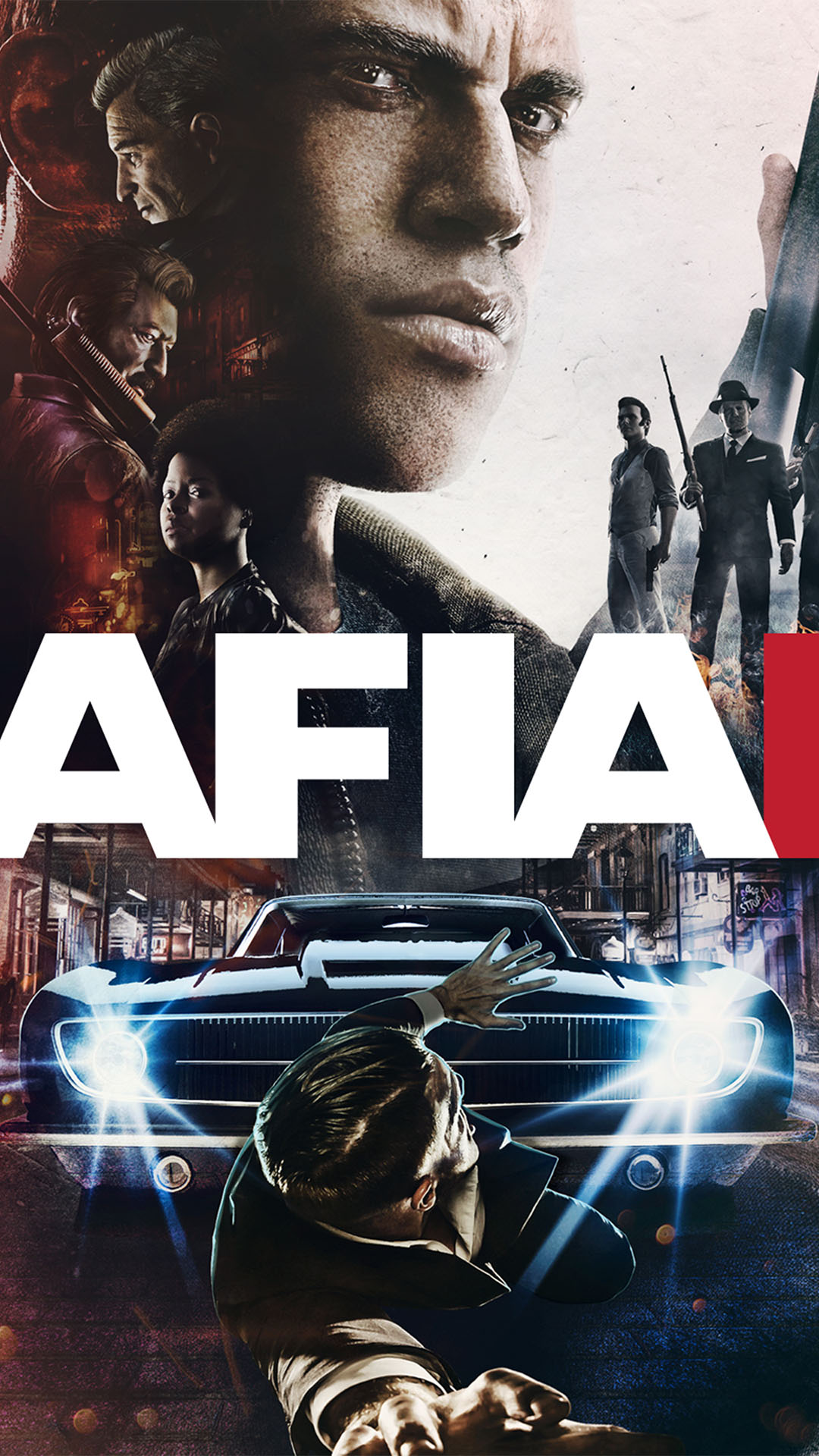 Mafia 3 Mafia III Game Gun Car Wallpaper | WallpapersByte