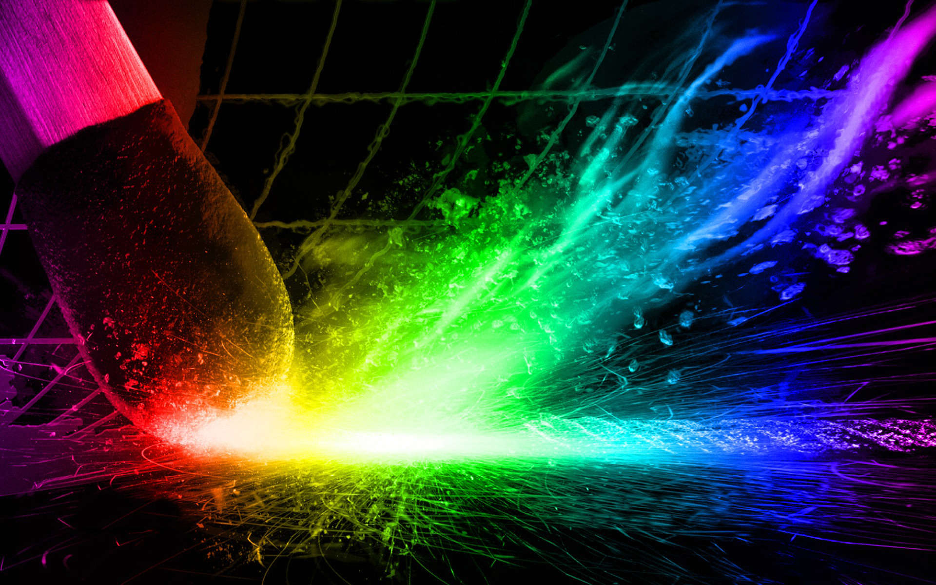 21+ Colorful 3D Wallpapers, Backgrounds, Images, Pictures ...
