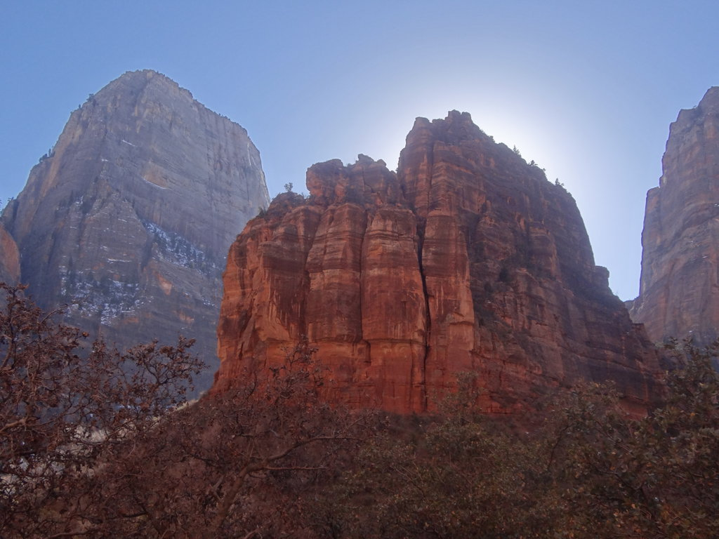 Zion National Park: View from the Big Bend by Kitsune1987 on ...