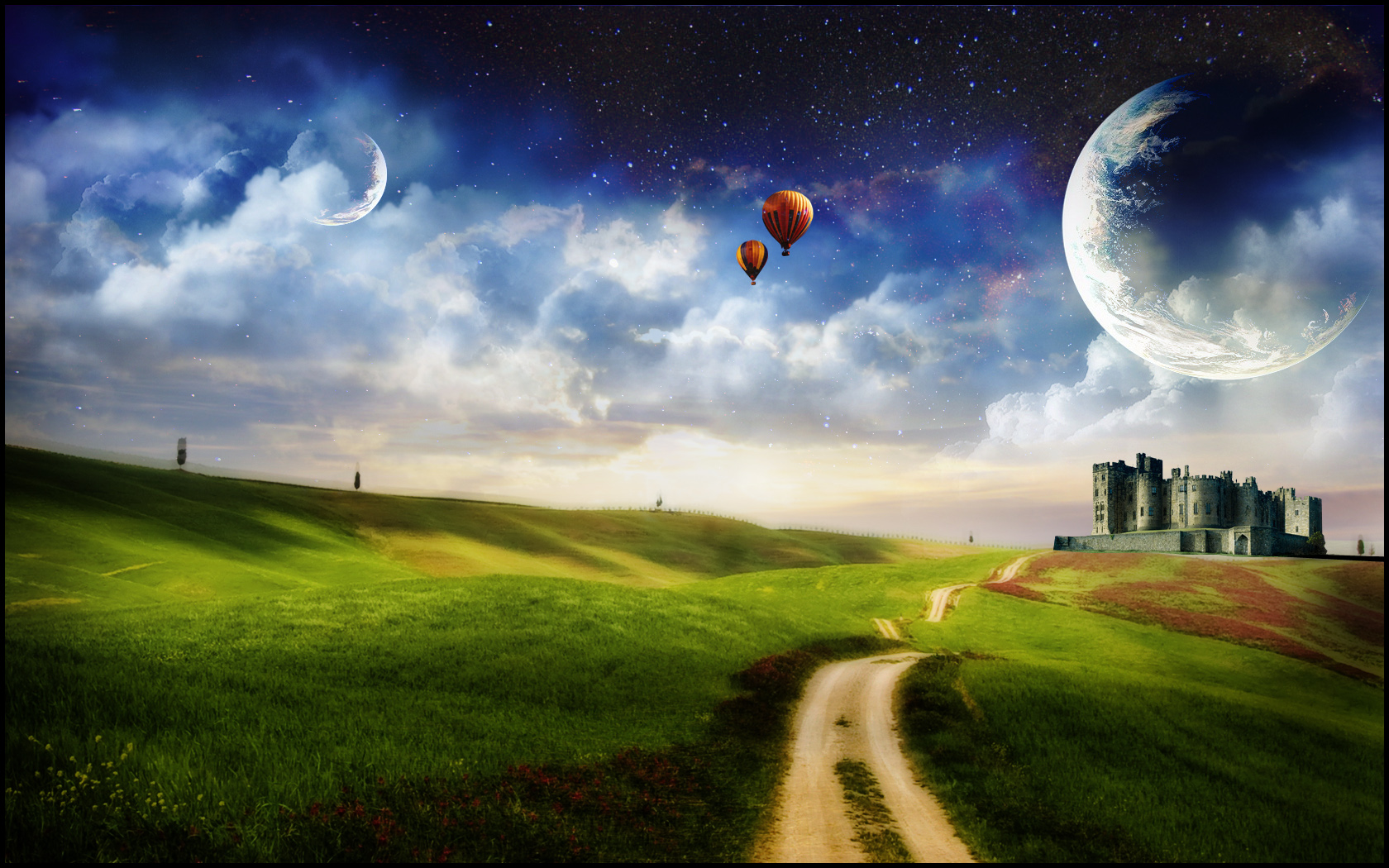 dream like a kid with psd by tranceparadox customization wallpaper ...