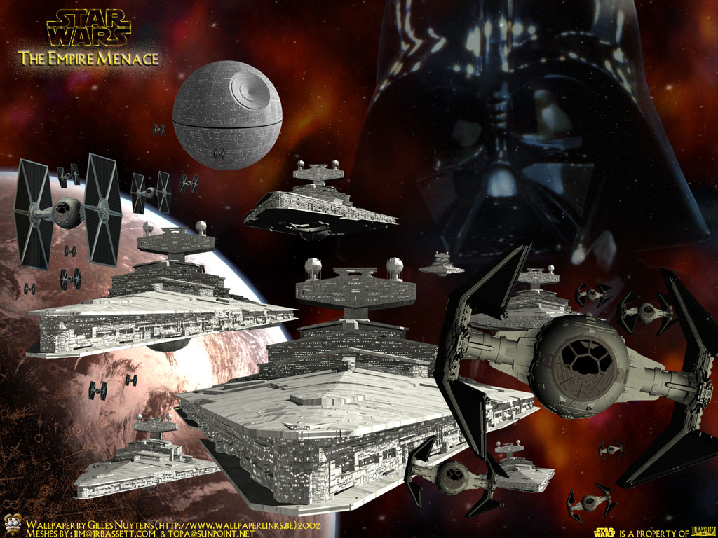 The Scifi World - Star Wars wallpapers