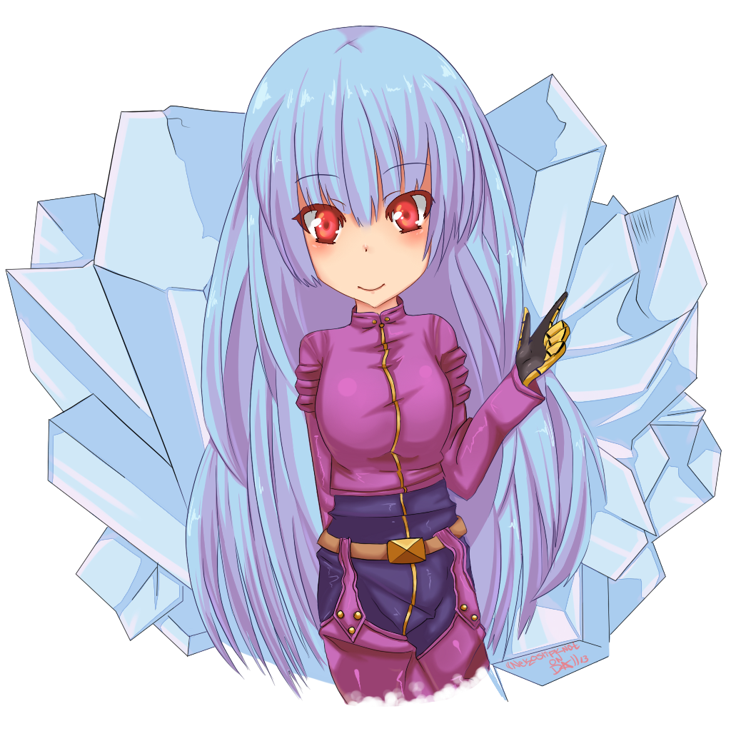 Kula Diamond by ChubbyBaka on DeviantArt