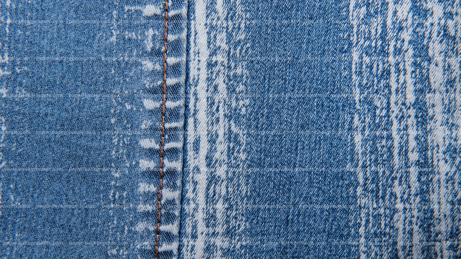Paper Backgrounds | vintage-blue-jeans-stitched-background-texture-hd