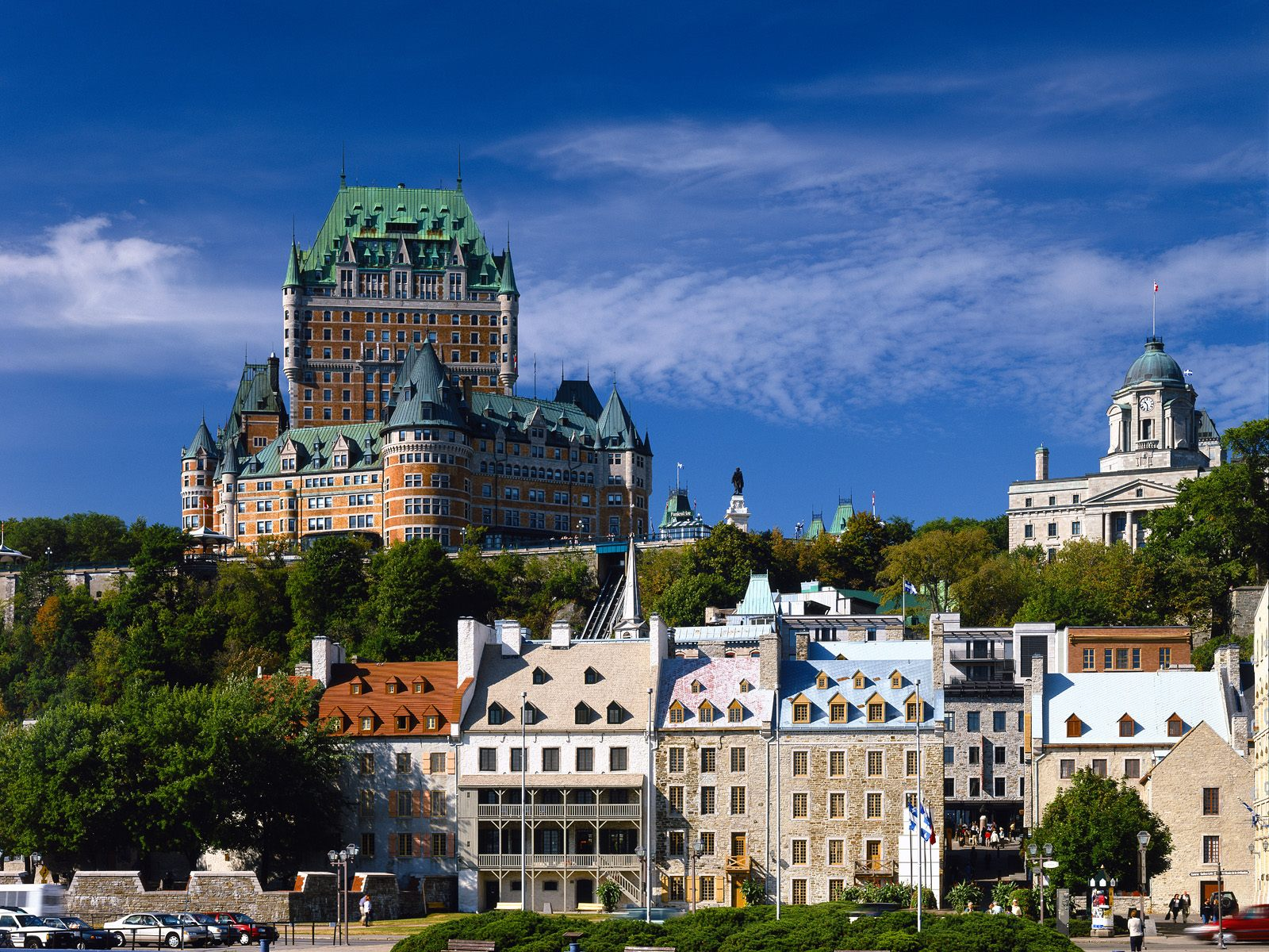 Quebec City Canada - Japan Photography Desktop Wallpapers ( 13787 ...