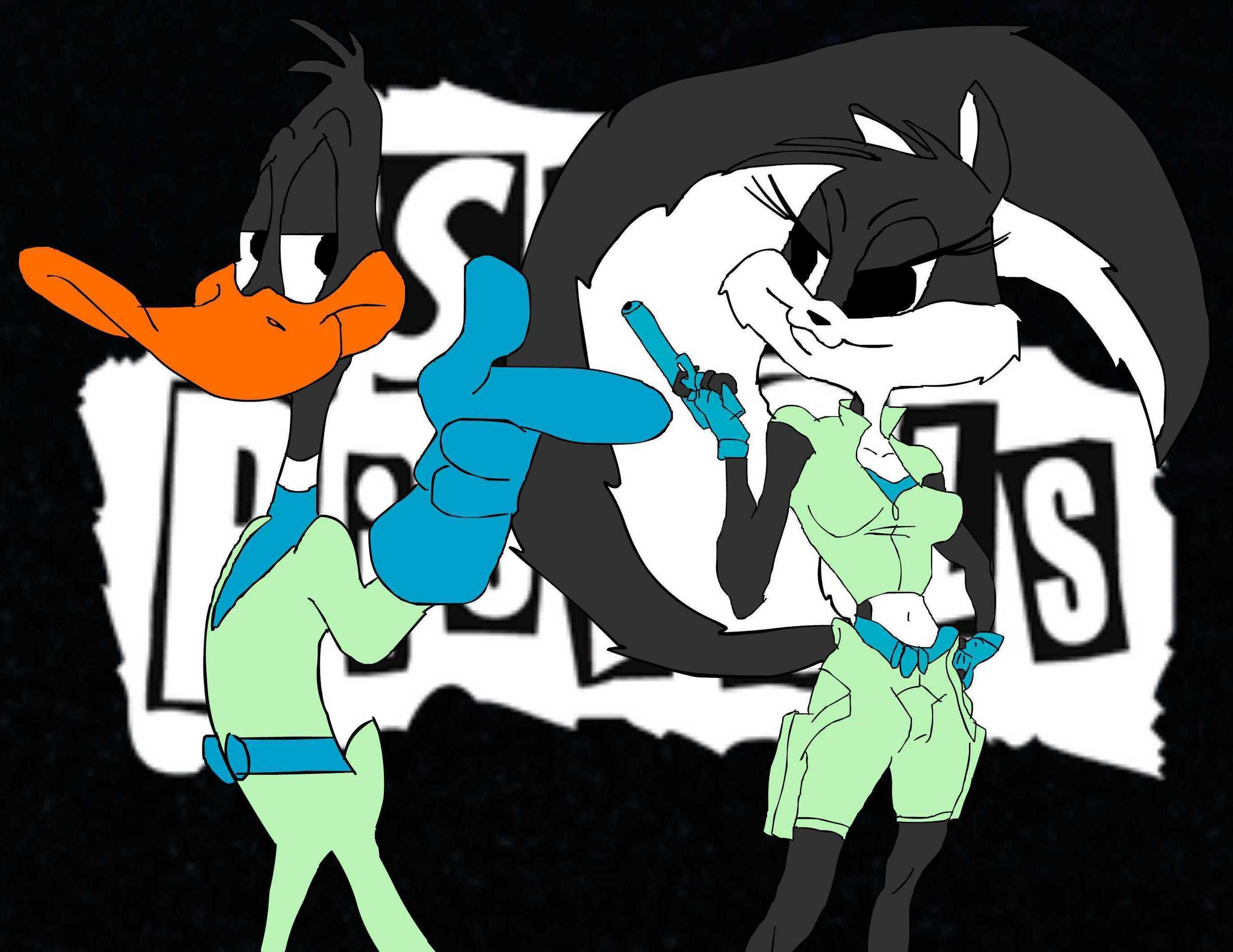 Duck Dodgers images Duck Dodgers Penelope HD wallpaper and background ...
