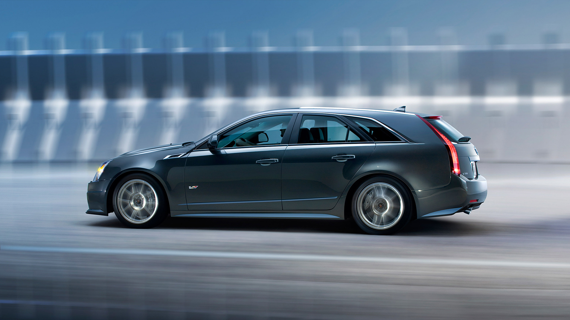 2011 Cadillac CTS-V Sport Wagon Wallpapers & HD Images - WSupercars