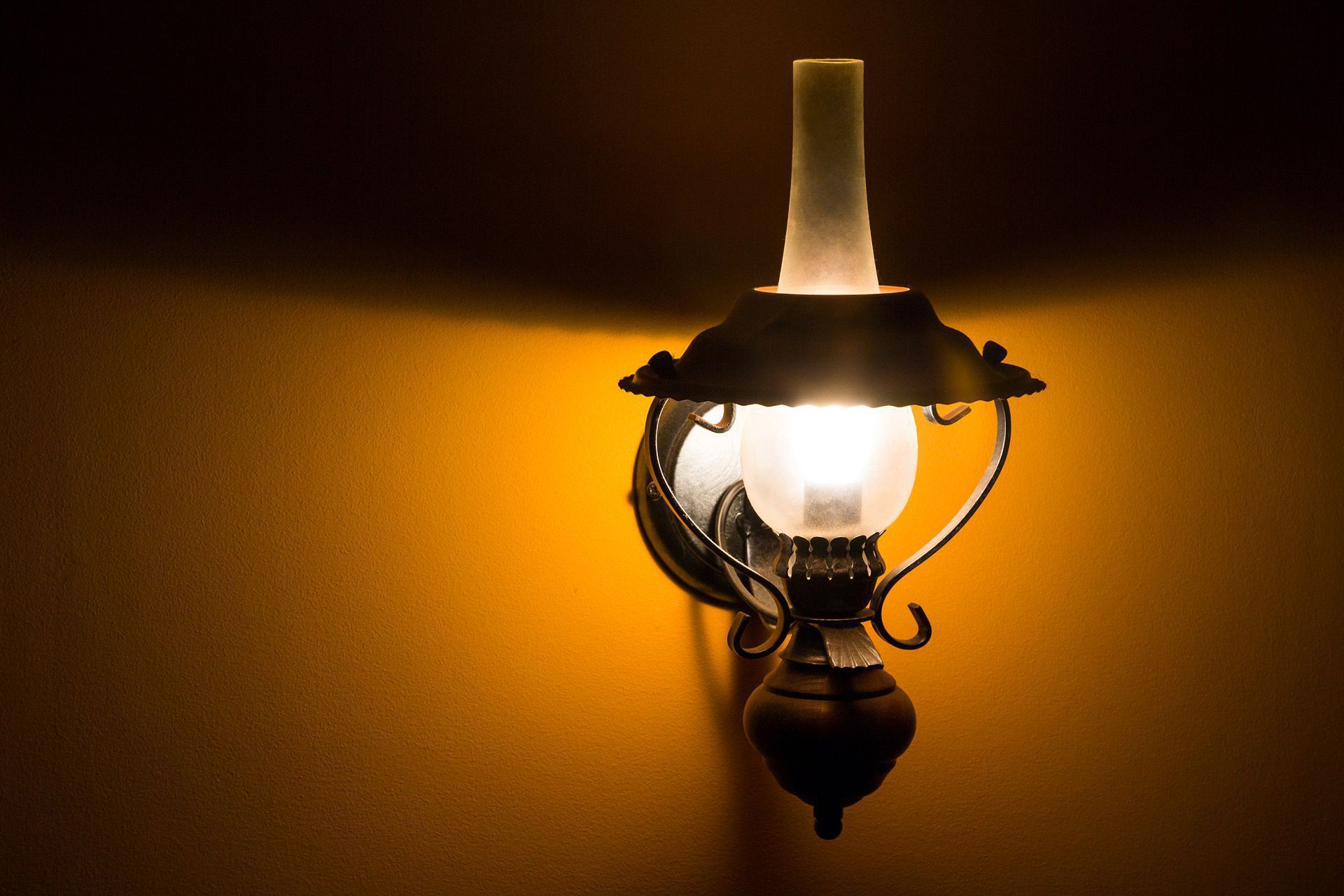 Lamp Background