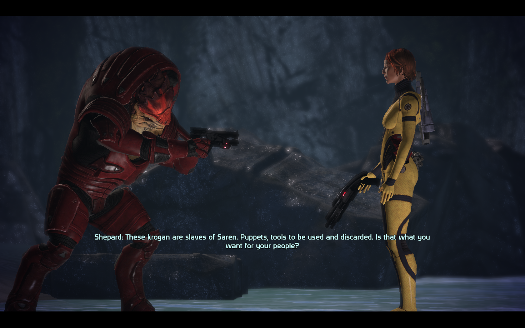 Mass Effect Wrex Picture 2 by OldSunday on DeviantArt