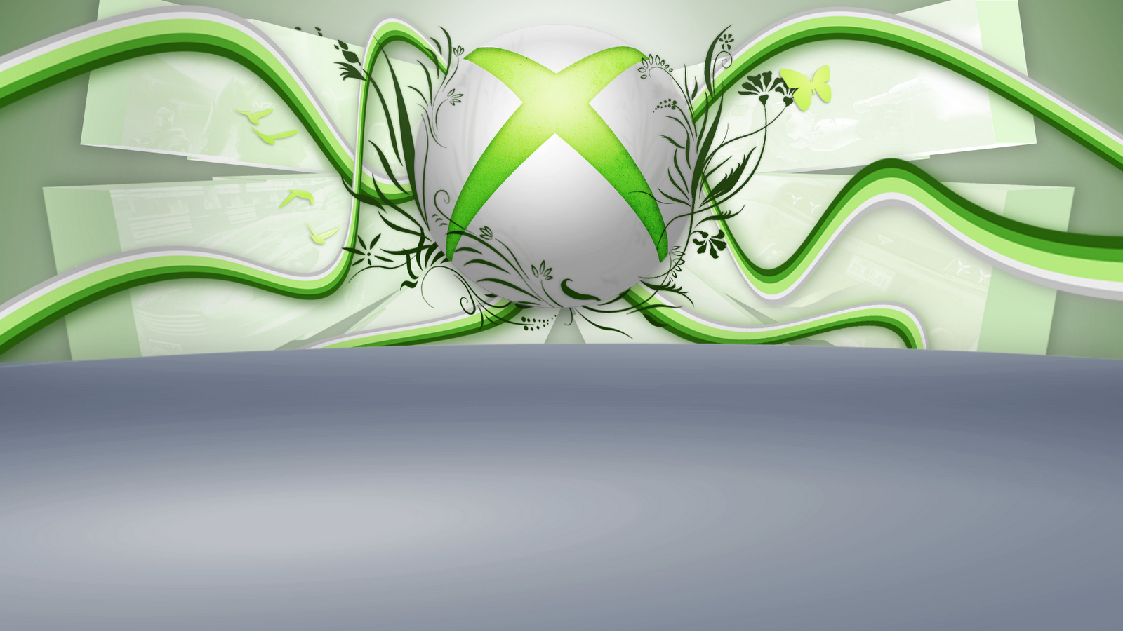 Xbox 360 Wallpapers Dashboard wallpaper : free nxe wallpapers