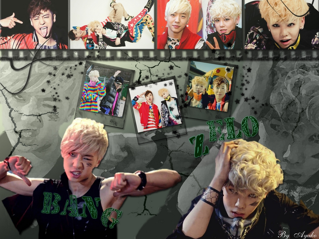 ... and Zelo! º ☆.¸¸.•´¯`♥ - Zelo Wallpaper (36099276) - Fanpop