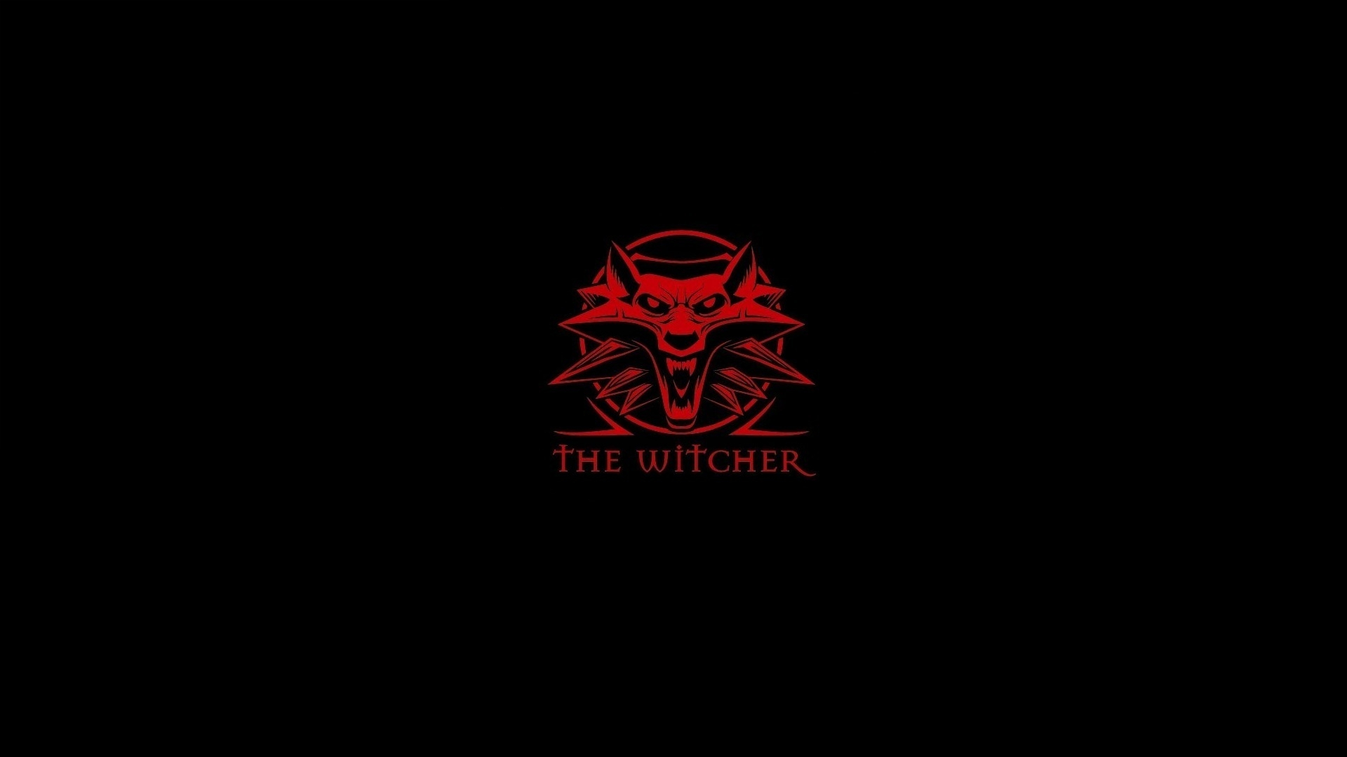 ... witcher, emblem, wolf from wallpapers4u.org , your wallpaper news