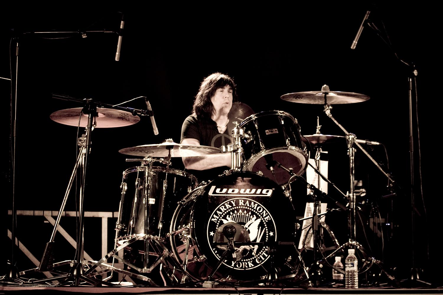 Interview: Marky Ramone on punk rock, hi-res and recording | Digital ...