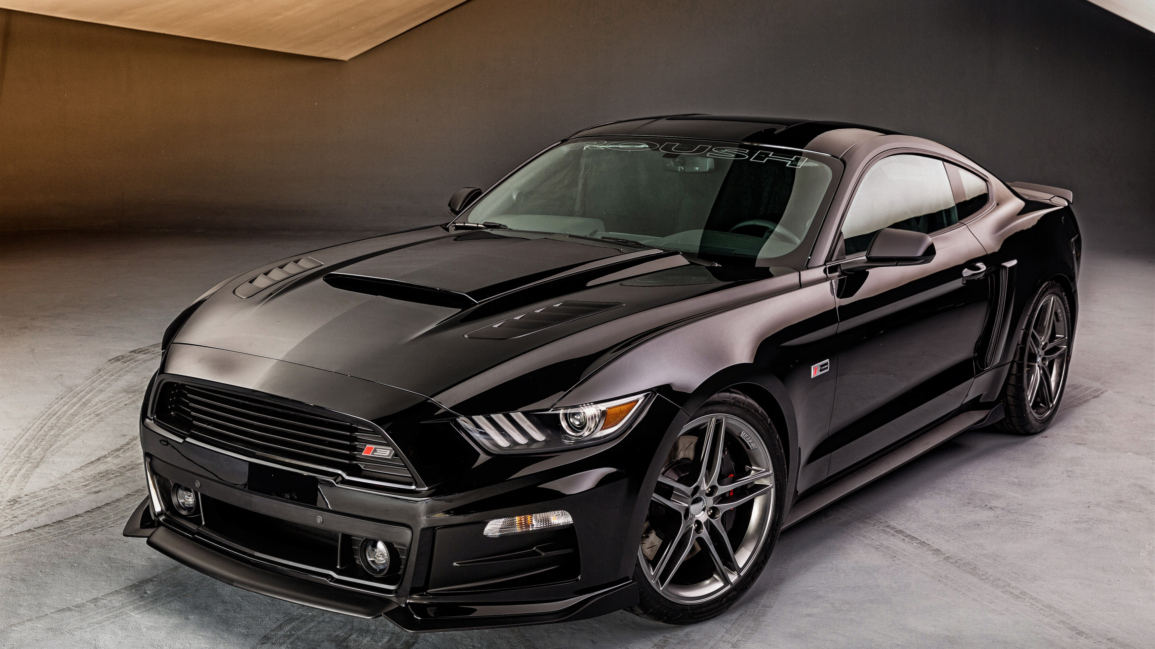 2015 Roush Ford Mustang RS Wallpaper | HD Car Wallpapers