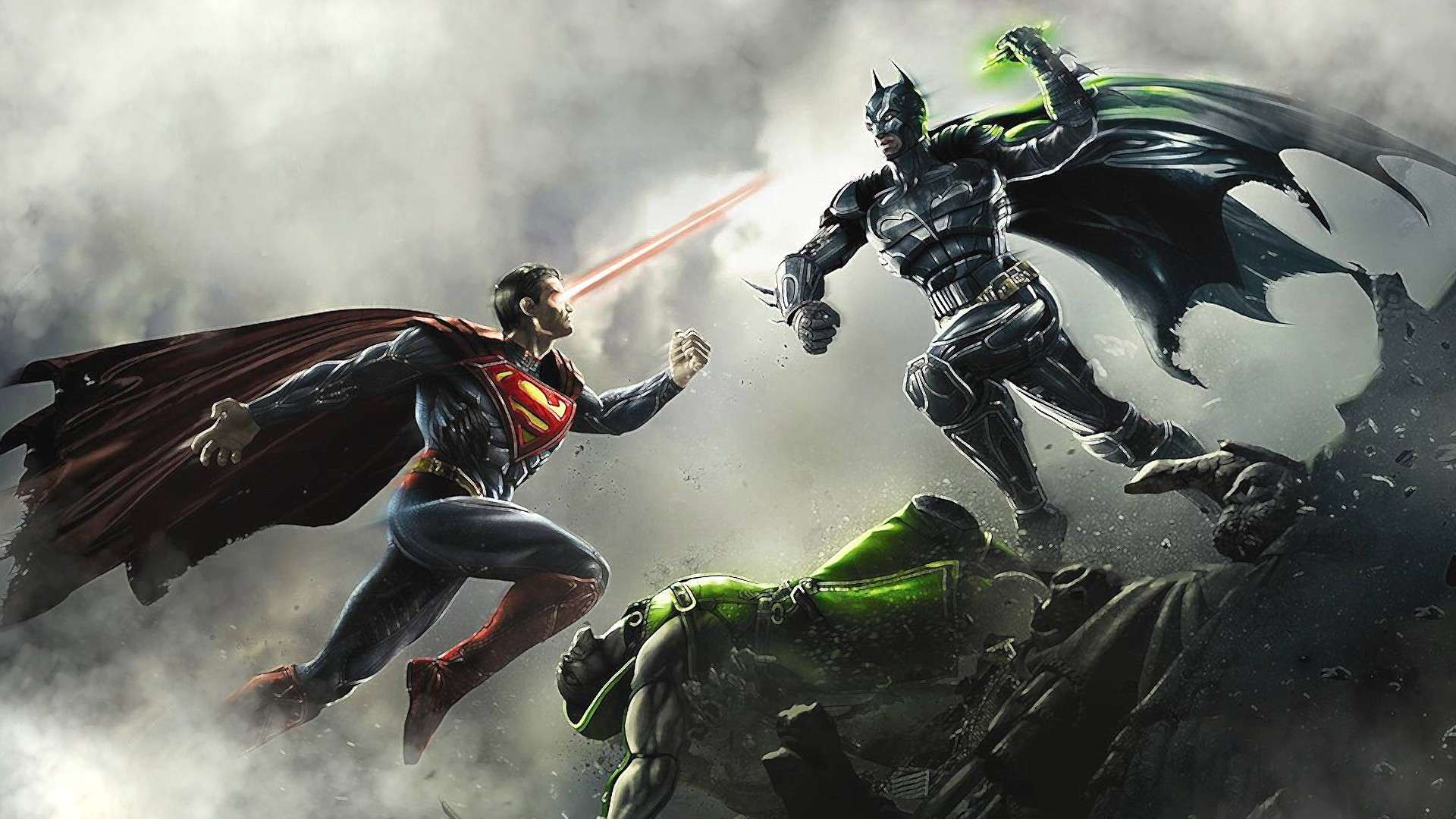 Batman vs Superman HD Wallpapers.
