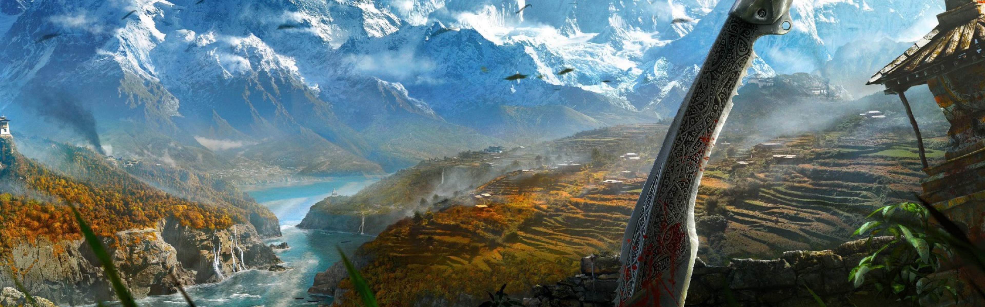 Far Cry 4 #292495 | Full HD Widescreen wallpapers for desktop download