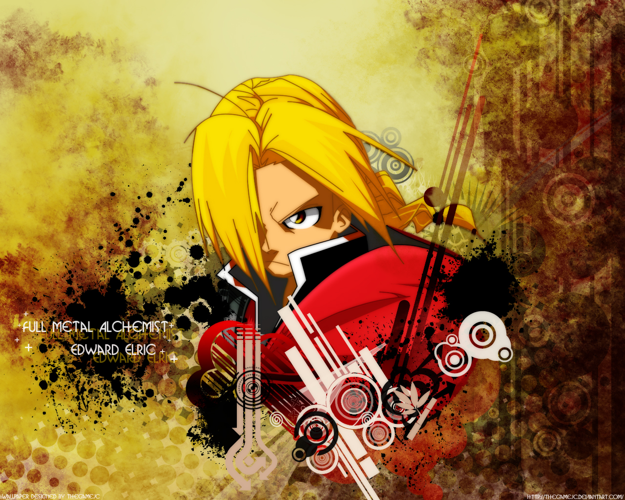 wallpaper edward elric 2007 by thegamejc customization wallpaper ...