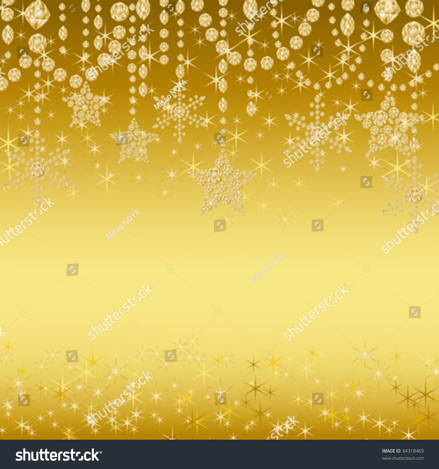 Jewelry Decoration Background Stock Vector Illustration 84318469 ...